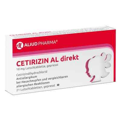 Cetirizin AL direkt  bei juvalis.de bestellen
