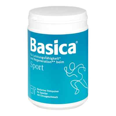 Basica Sport Pulver  bei juvalis.de bestellen