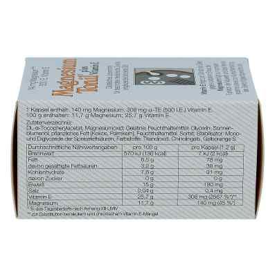 Magnesium Tonil plus Vitamin E Kapseln  bei juvalis.de bestellen