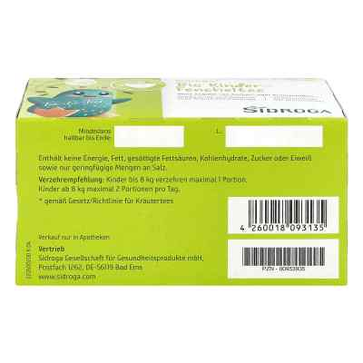 Sidroga Bio Kinder-Fencheltee Filterbeutel  bei juvalis.de bestellen