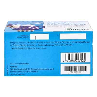 Sidroga Bio Kinder-Gute-Nacht-Tee Filterbeutel  bei juvalis.de bestellen