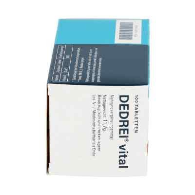 Dedrei vital Tabletten  bei juvalis.de bestellen