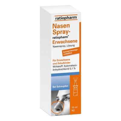 NasenSpray-ratiopharm Erwachsene  bei juvalis.de bestellen