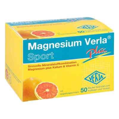Magnesium Verla plus Granulat  bei juvalis.de bestellen