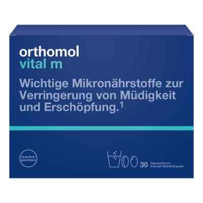 Orthomol Vital M Grapefruit Granulat/kaps.  bei juvalis.de bestellen