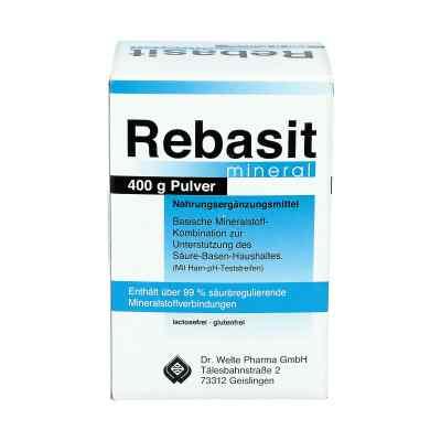 Rebasit Mineral Pulver  bei juvalis.de bestellen