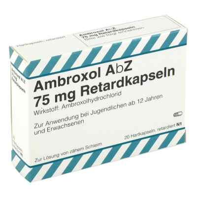 Ambroxol AbZ 75mg  bei juvalis.de bestellen