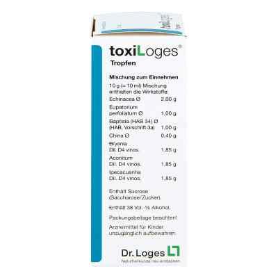 Toxi Loges Tropfen  bei juvalis.de bestellen