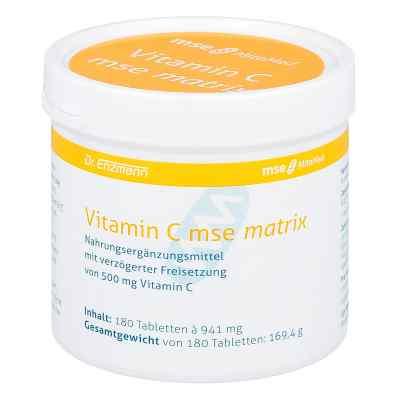 Vitamin C Mse Matrix Tabletten  bei juvalis.de bestellen