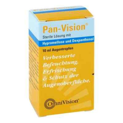 Pan Vision Augentropfen  bei juvalis.de bestellen