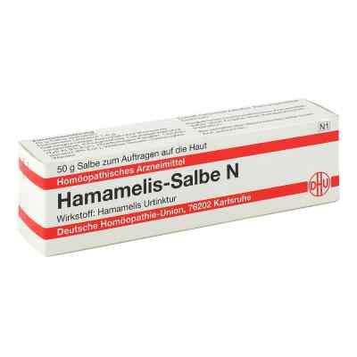 Hamamelis Salbe N  bei juvalis.de bestellen