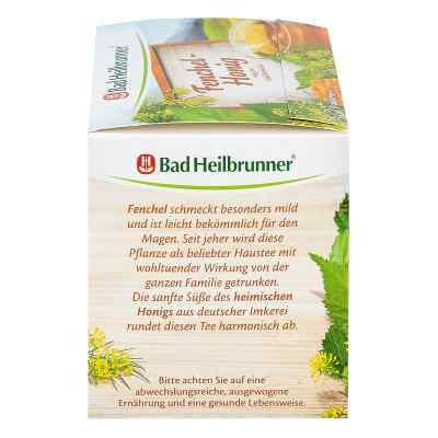 Bad Heilbrunner Tee Fenchel Honig Filterbeutel  bei juvalis.de bestellen