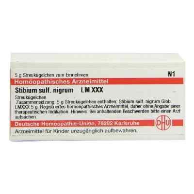 Lm Stibium Sulf.nigrum Xxx Globuli  bei juvalis.de bestellen