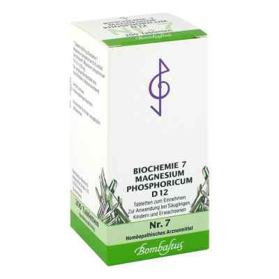 Biochemie 7 Magnesium phosphoricum D12 Tabletten  bei juvalis.de bestellen
