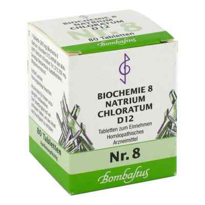 Biochemie 8 Natrium chloratum D12 Tabletten  bei juvalis.de bestellen