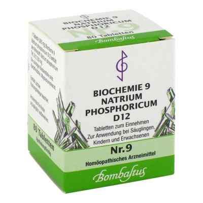 Biochemie 9 Natrium phosphoricum D12 Tabletten  bei juvalis.de bestellen