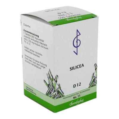 Biochemie 11 Silicea D12 Tabletten  bei juvalis.de bestellen