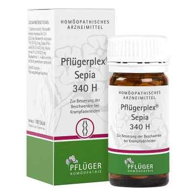 Pflügerplex Sepia 340 H Tabletten  bei juvalis.de bestellen
