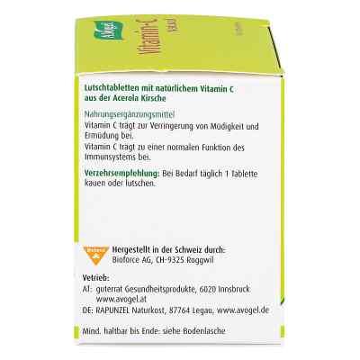 Vitamin C A. Vogel Lutschtabletten  bei juvalis.de bestellen