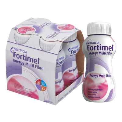 Fortimel Energy Multi Fibre Erdbeergeschmack  bei juvalis.de bestellen