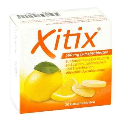 Xitix Lutschtabletten  bei juvalis.de bestellen