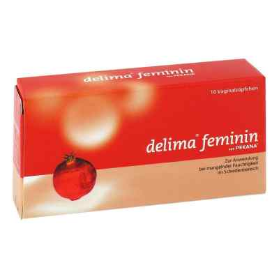 Delima feminin Vaginalovula  bei juvalis.de bestellen