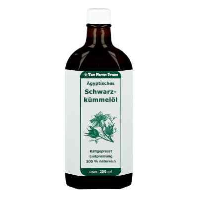 Schwarzkümmelöl 100% ägyptisch kaltgepresst  bei juvalis.de bestellen