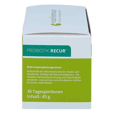 Probiotik recur Pulver  bei juvalis.de bestellen