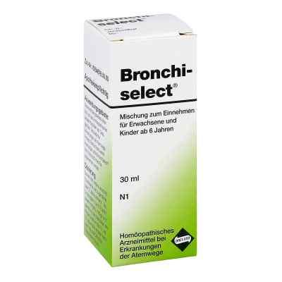Bronchiselect Tropfen  bei juvalis.de bestellen