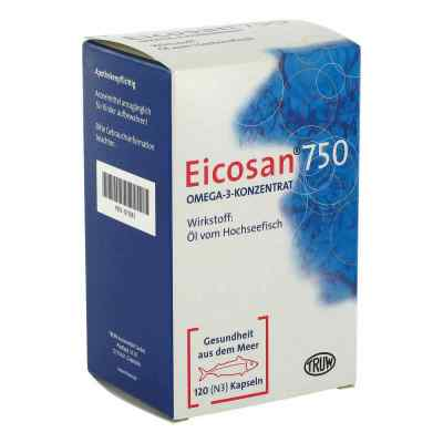 Eicosan 750 Omega-3-Konzentrat  bei juvalis.de bestellen