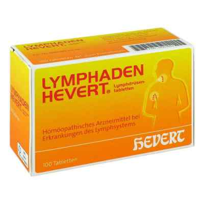 Lymphaden Hevert Lymphdrüsen Tabletten  bei juvalis.de bestellen