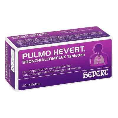 Pulmo Hevert Bronchialcomplex Tabletten  bei juvalis.de bestellen