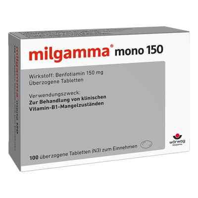 Milgamma mono 150 überzogene Tabletten  bei juvalis.de bestellen