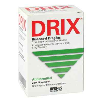 Drix Bisacodyl-Dragees  bei juvalis.de bestellen