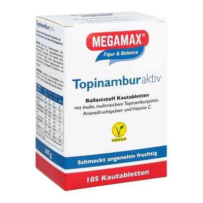 Topinambur Aktiv Megamax Kautabletten  bei juvalis.de bestellen