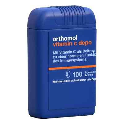 Orthomol Vitamin C Depo Tabletten  bei juvalis.de bestellen
