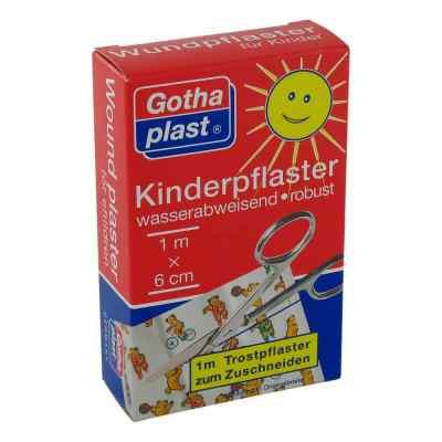 Gothaplast Kinderpflaster 6 cmx1 m  bei juvalis.de bestellen