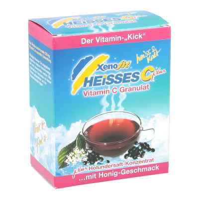 Xenofit Heisses C plus Holunderextrakt Beutel  bei juvalis.de bestellen