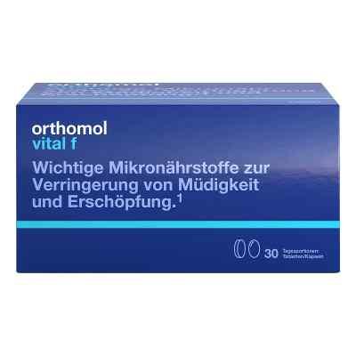 Orthomol Vital F 30 Tabletten /kaps.kombipackung  bei juvalis.de bestellen