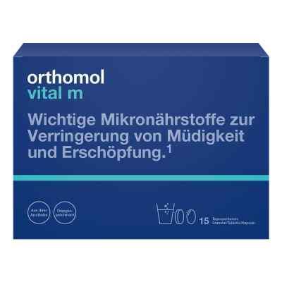 Orthomol Vital M 15 Granulat/kaps.kombipackung  bei juvalis.de bestellen