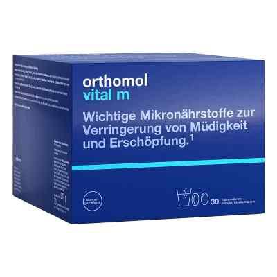 Orthomol Vital M 30 Granulat/kaps.kombipackung  bei juvalis.de bestellen