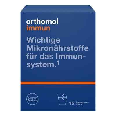 Orthomol Immun Granulat Beutel  bei juvalis.de bestellen