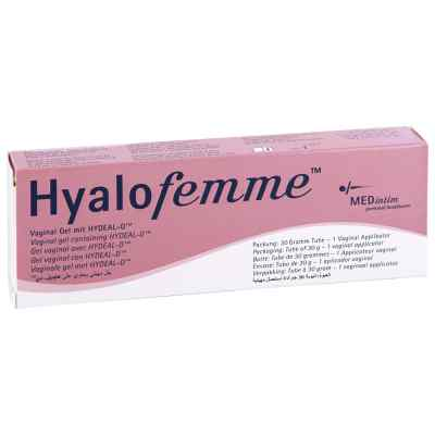 Hyalofemme Vaginal Gel  bei juvalis.de bestellen