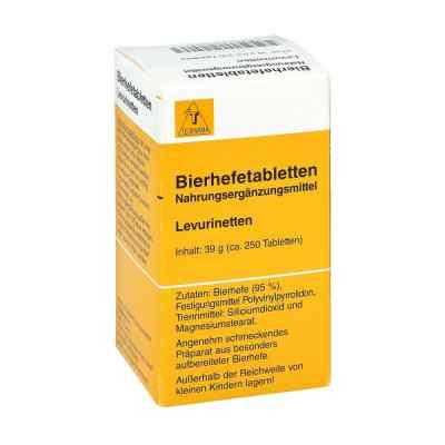 Bierhefe Tabletten Levurinetten  bei juvalis.de bestellen