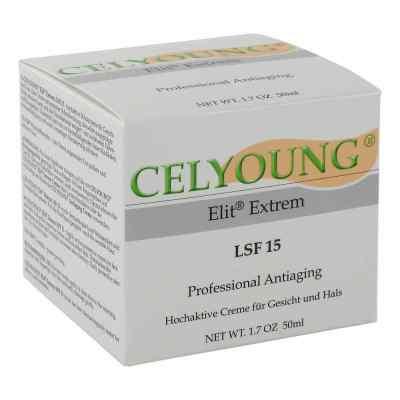 Celyoung Elit Extrem Creme Lsf 15  bei juvalis.de bestellen