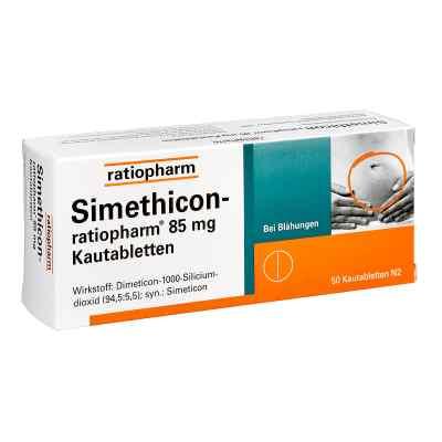 Simethicon-ratiopharm 85mg  bei juvalis.de bestellen