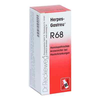 Herpes Gastreu R 68 Tropfen zum Einnehmen  bei juvalis.de bestellen