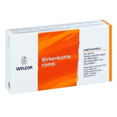 Birkenkohle compositus Hartkapseln  bei juvalis.de bestellen