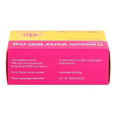 Calcium Verla 600mg  bei juvalis.de bestellen