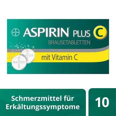 Aspirin plus C Brausetabletten  bei juvalis.de bestellen